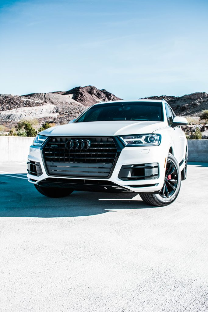 Findlay Toyota Henderson >> Blacked out Q7 - Findlay Customs